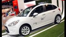 Salão de Frankfurt: Citroën exibe o Novo C3