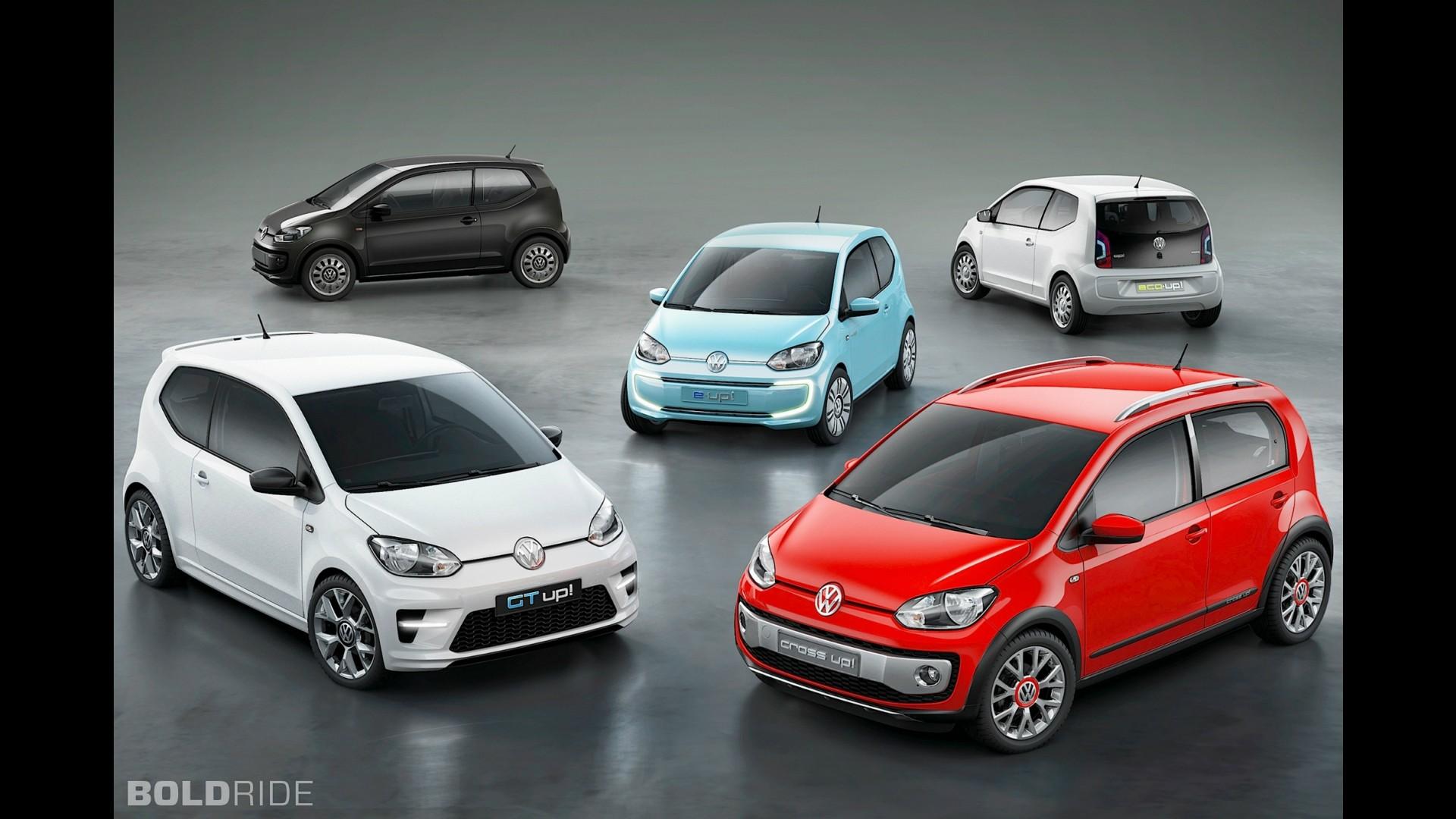 Volkswagen eco Up! Concept