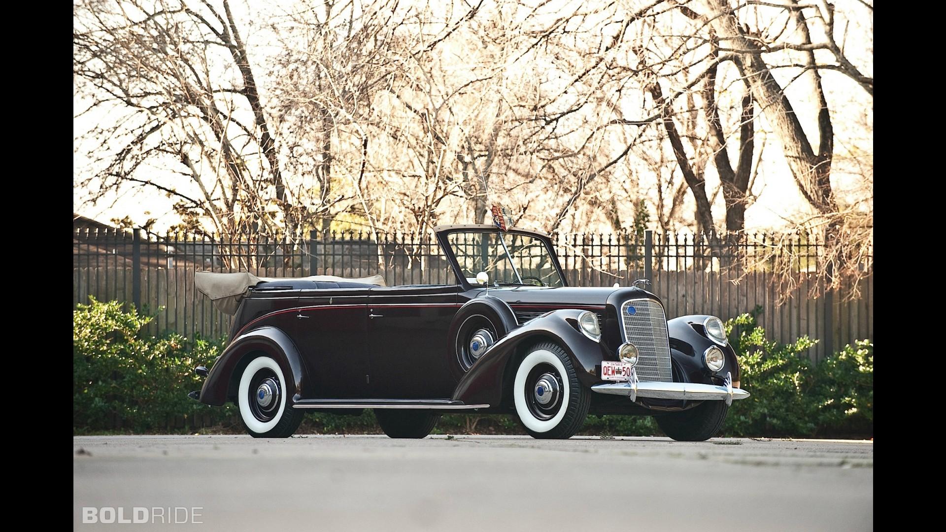 Lincoln Model K Convertible Sedan