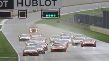Ferrari World Finali race 2013