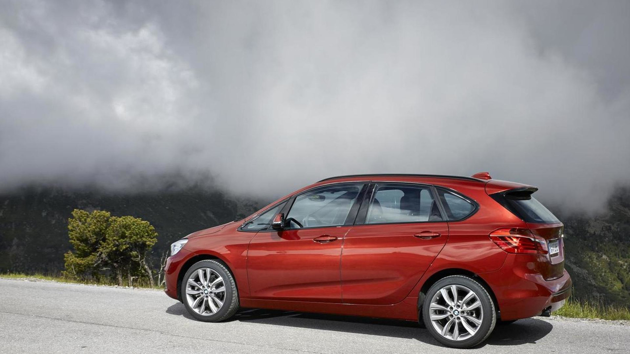 bmw announces series of upgrades for the 7 series x1 and 2 series active tourer. Black Bedroom Furniture Sets. Home Design Ideas
