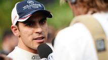 Lotus admits talks with Maldonado