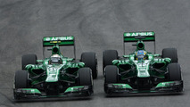 Finishing last not knockout blow for Caterham