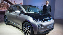 2014 BMW i3 officially unveiled