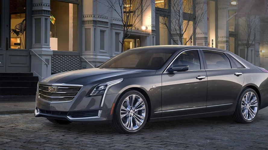 Cadillac CT6 could get the V-Series treatment
