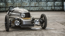 Morgan EV3 reaches production with limited edition