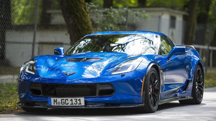 Chevrolet Corvette Z06 dialed to 730 PS and 944 Nm by GeigerCars