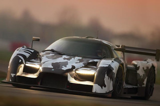 Glickenhaus Aims to Beat Ferrari With SCG 003 Supercar