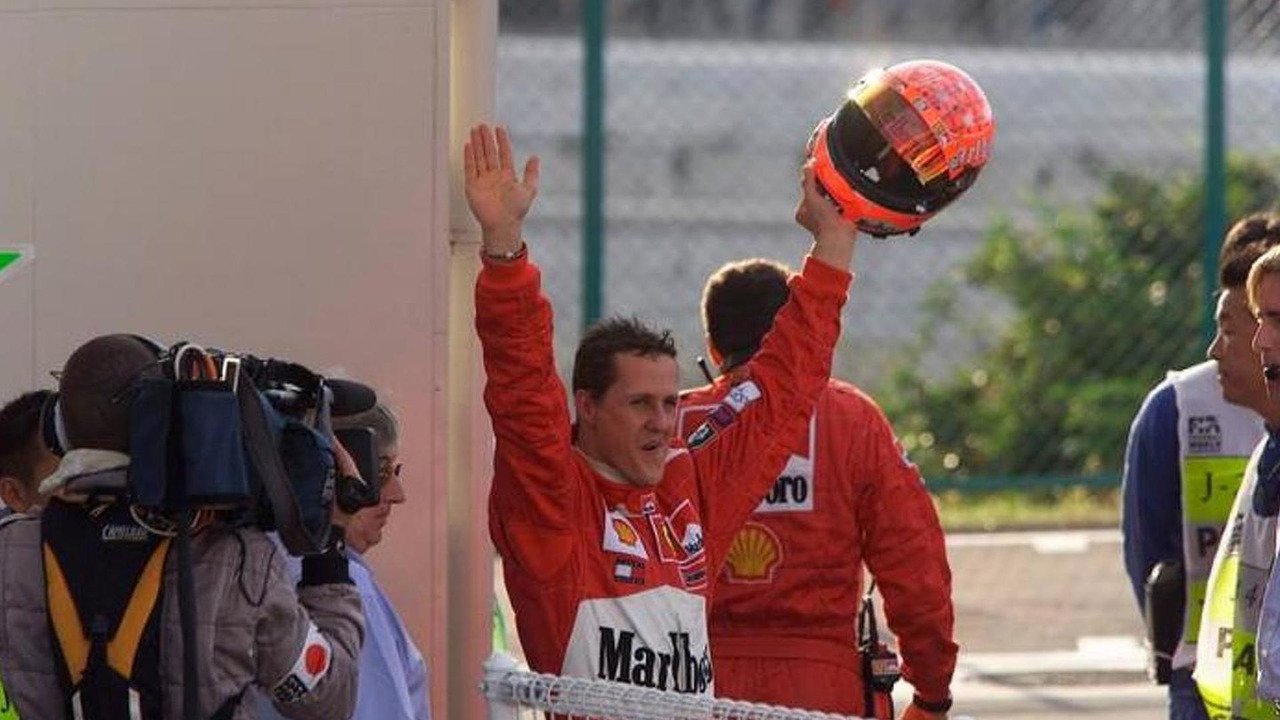 Michael Schumacher / Official Facebok page