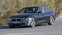 2015 BMW 3-Series facelift spied with minor changes