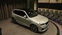 BMW X3 xDrive35i receives the M Performance treatment