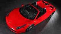 Ferrari 458 Spider by Capristo