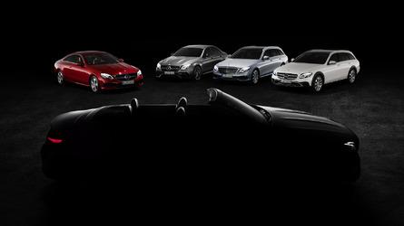 Classe E conversível será uma das estrelas da Mercedes-Benz em Genebra