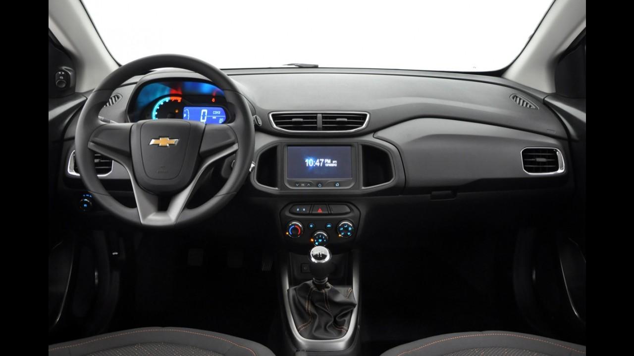 Teste: Chevrolet Onix LTZ 1.4 - Quem precisa de 1.6?