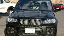 BMW X5 M Spy Photos