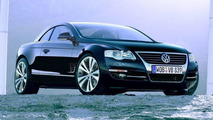 VW Phaeton Coupe Cabrio Spy Photos