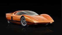 1969 Holden Hurricane concept car restored [video]
