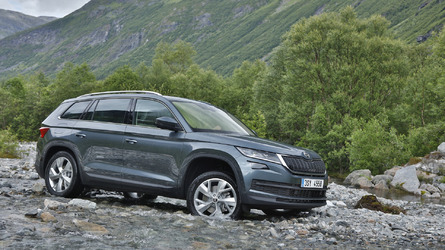 Skoda Kodiaq unveiled after exhausting teaser campaign
