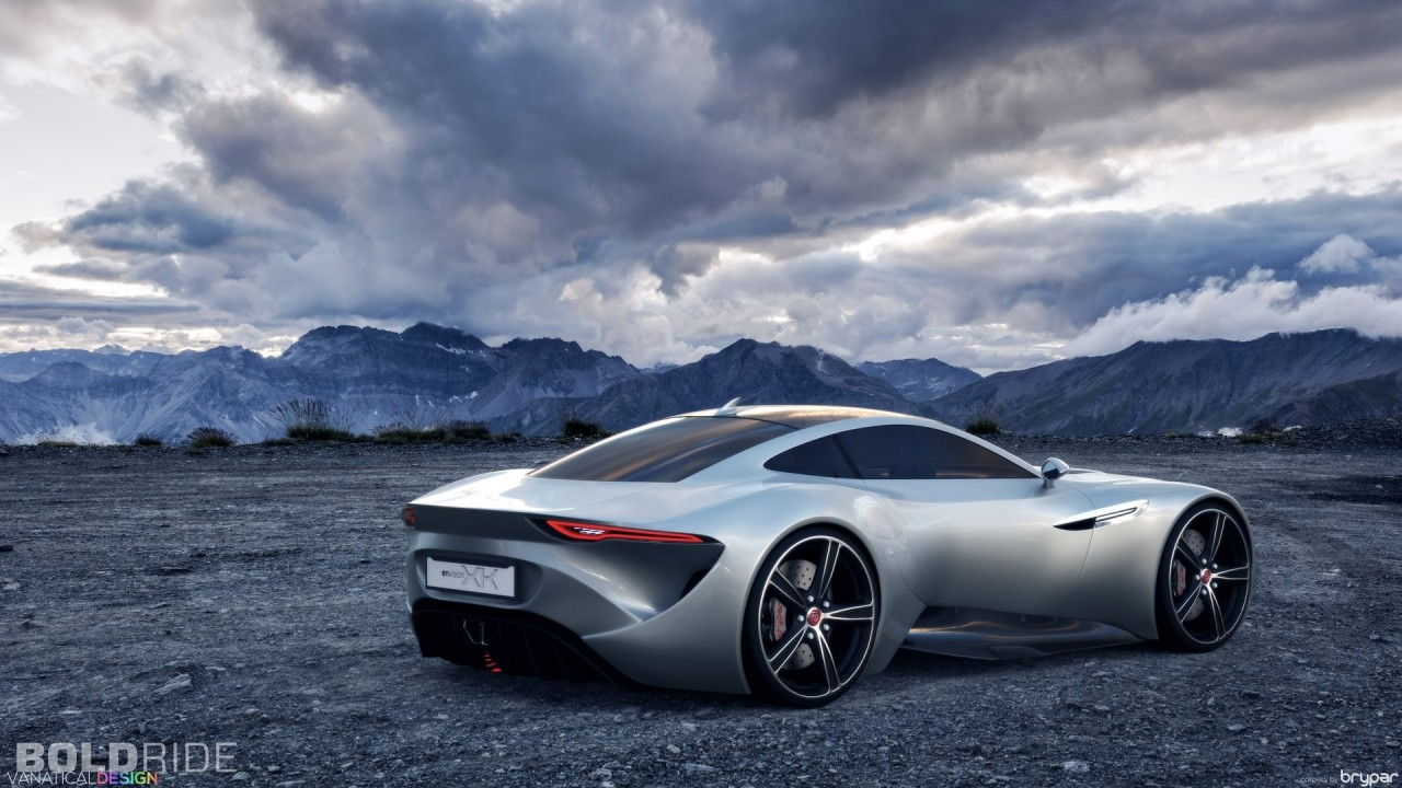 Jaguar Envision XK Concept by Vanatical Design