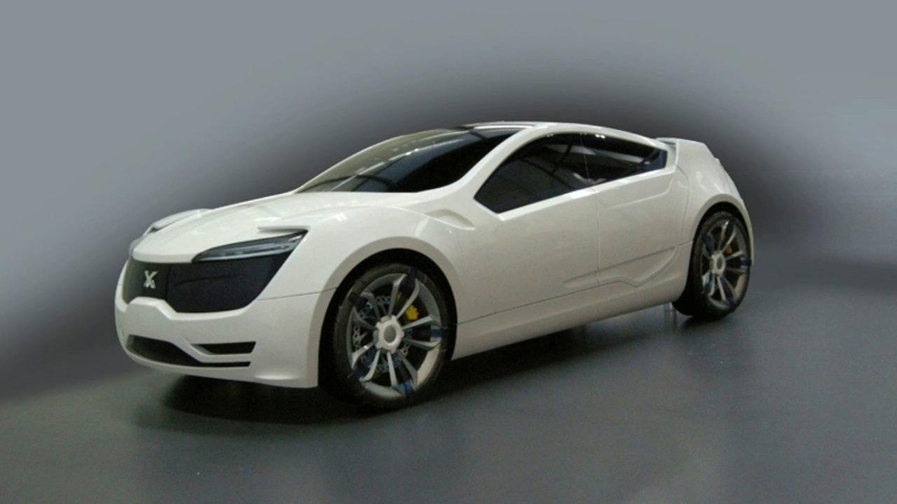 Datsun XLink Concept