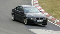 More BMW M3 Coupe and Sedan Spy Photos