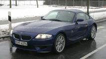 BMW 3-Series Coupe - Cabrio - Z4M Spy Photos