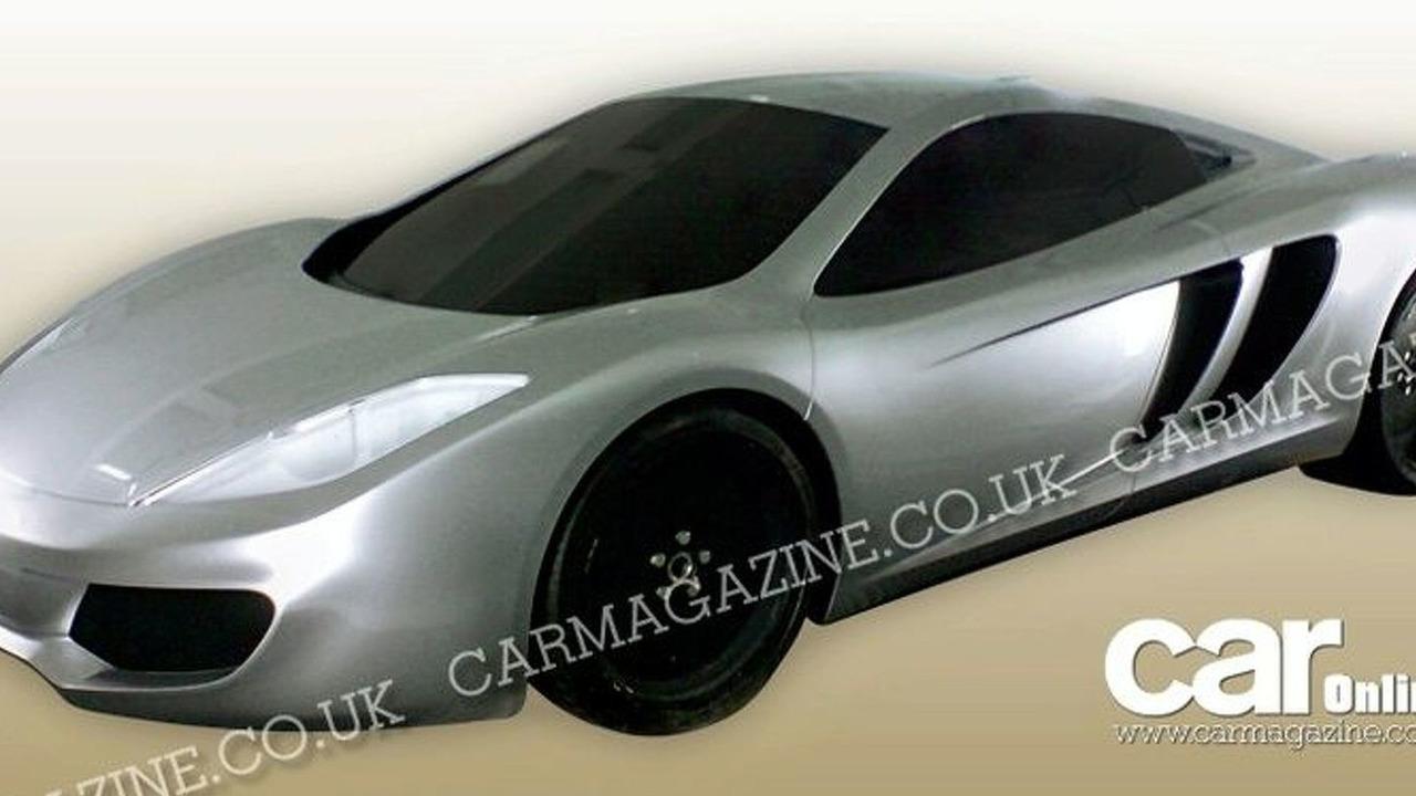 McLaren P11 Supercar