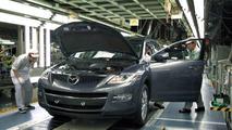 Mazda CX-9 Production Start for North American Market