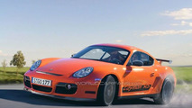 Porsche Cayman S Sport On the Way in the UK?