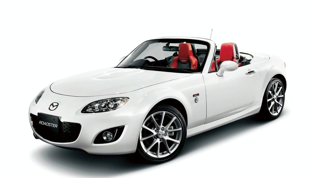 Mazda '20th Anniversary' Special Edition Roadster