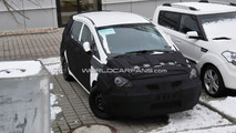 Hyundai HED-5 i-Mode CUV spy photos - 11.01.2010
