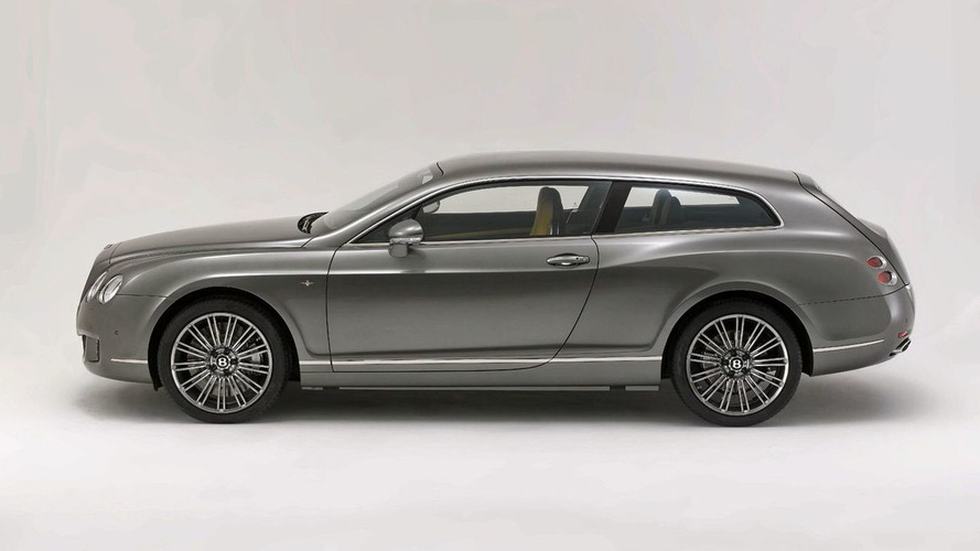 Bentley Shooting Brake still being considered