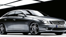 Mercedes CLS 63 AMG Facelift Photos Leaked
