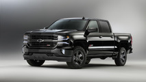 2016 Chevy Colorado and Silverado Midnight Edition
