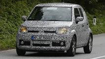 Suzuki iM-4 spied in production guise