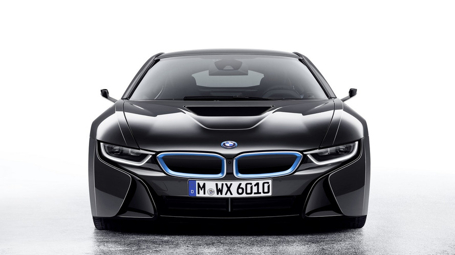 BMW i8 Mirrorless concept unveiled at CES