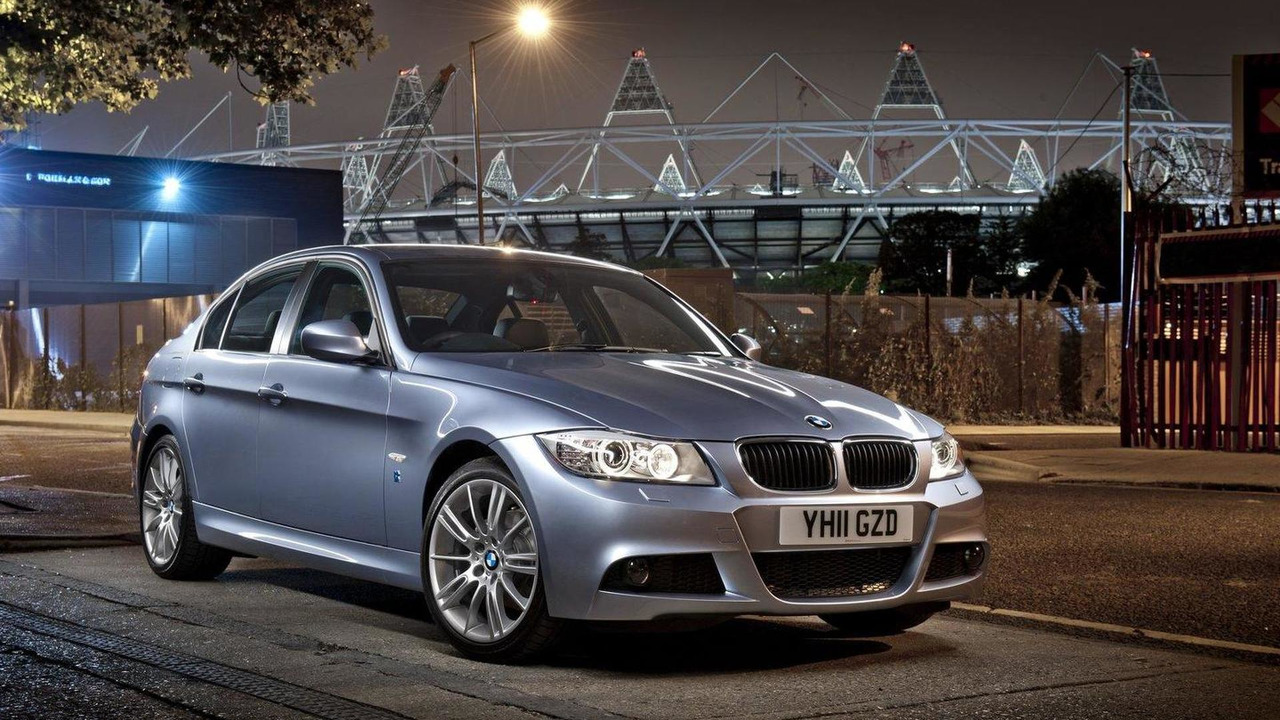 BMW 1- and 3-Series London 2012 Performance Editions 12.07.2011