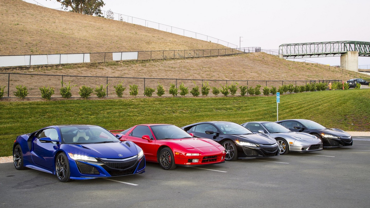 Acura Nsx Replaces Viper As Most Expensive Car Built In The U S