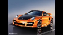 TechArt Porsche 911 Turbo GTstreet