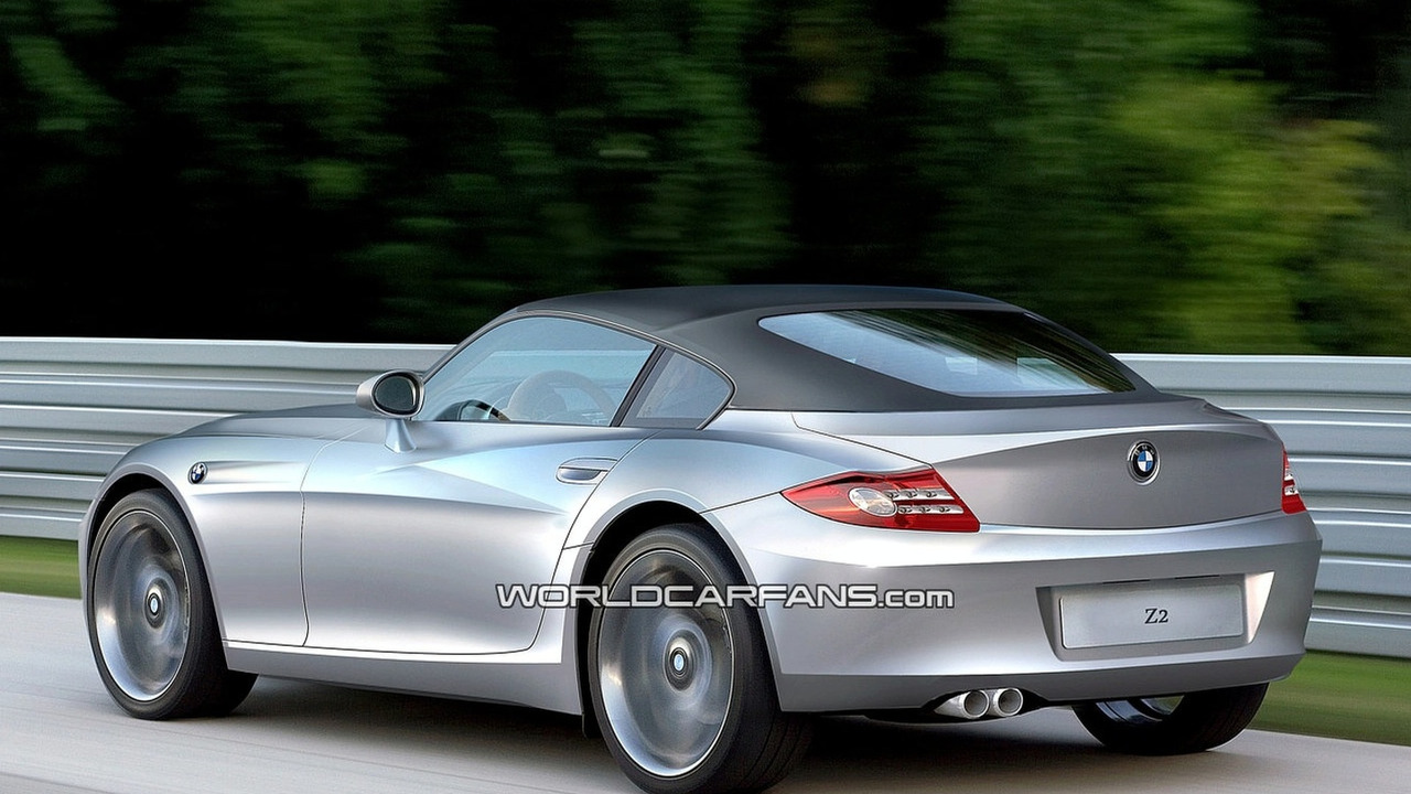 Bmw Z2 Coming In 2016 With Front Wheel Drive Report