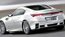 Honda NSX concept coming to Detroit Auto Show - report