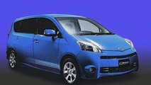 Toyota Passo Sette 2009 leaked scans