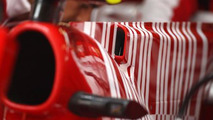 Berger criticises Ferrari's F-duct, not strategy