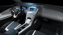 Chevrolet Volt MPV5 electric concept 23.04.2010
