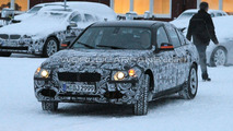 2012 BMW 3-Series F30 Latest Winter Test Spy Photos