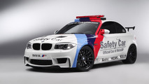BMW 1 Series M Coupe official pace car for MotoGP