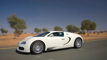 Rent a Bugatti Veyron for 16,500 GBP a day