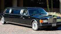 Michael Jackson's 1999 Rolls-Royce Silver Seraph Limousine