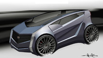 Cadillac Urban Luxury Concept debuts in LA