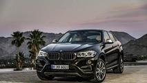 2015 BMW X6 leaked